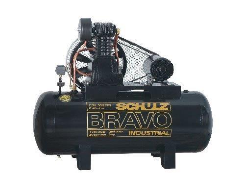 Compressor de Ar 20-200 Schulz