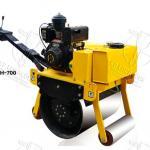 Locação de rolo compactador
